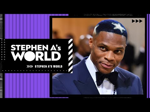Stephen A. Smith & Molly Qerim Rose critique the best fits from the Met Gala | Stephen A.'s World