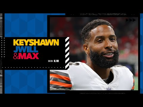 Max Kellerman says it has been a 'long time' since he has seen Odell Beckham Jr. truly perform | KJM