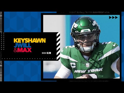 Reacting to Zach Wilson's NFL debut for the Jets vs. the Panthers | KJM