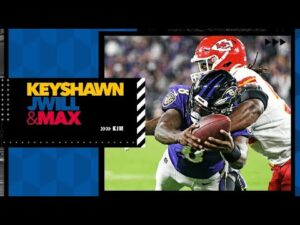 Reacting to the Ravens' thrilling win against the Chiefs | Keyshawn, JWill & Max