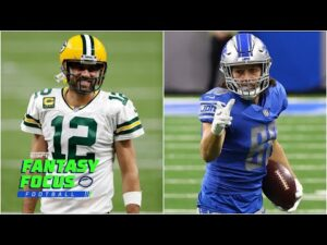 Week 2 standouts, injury updates, and Lions v Packers preview | Fantasy Focus Live!