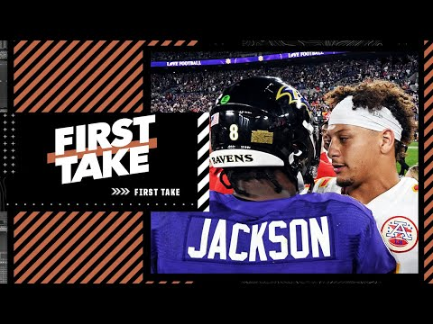 Could the Ravens be the AFC team to beat? |  First Take