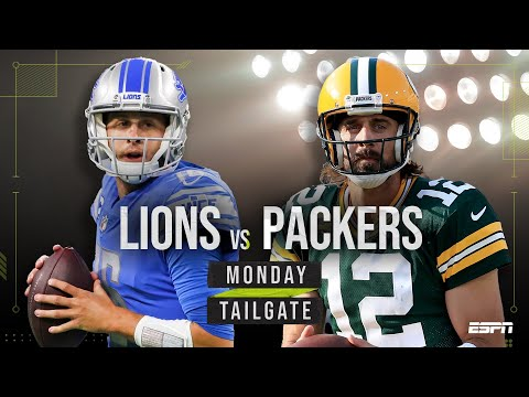 Detroit Lions vs Green Bay Packers Monday Night Football preview | Monday Tailgate