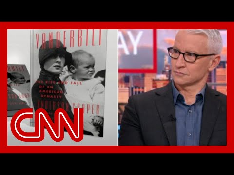 """'Like """"The Crown"""" on steroids': Anderson Cooper digs into Vanderbilt family history"""