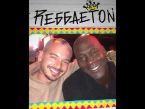 How J Balvin and MJ's collab happened | #Shorts