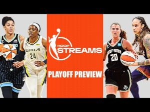 Can Sabrina Ionescu and Arike Ogunbowale lead their teams to first round upsets? | WNBA Hoop Streams