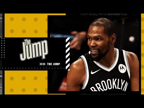 Is KD better than both Giannis and LeBron?   The Jump