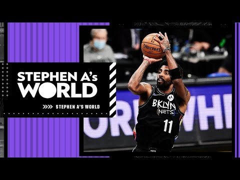 Should the Nets consider trading Kyrie Irving? | Stephen A's World