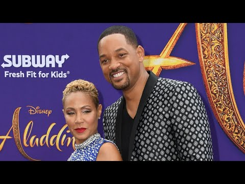 Will Smith Says Jada Wasn't Only One With Extramarital Relationship