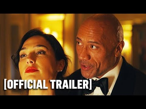 Red Notice – Official Trailer Starring Dwayne Johnson