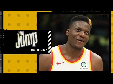 The biggest takeaways from Clint Capela's 2-year/$46M extension with the Hawks   The Jump