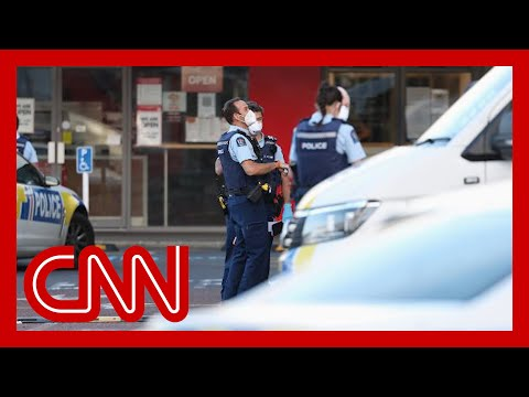 Multiple people injured in New Zealand supermarket attack