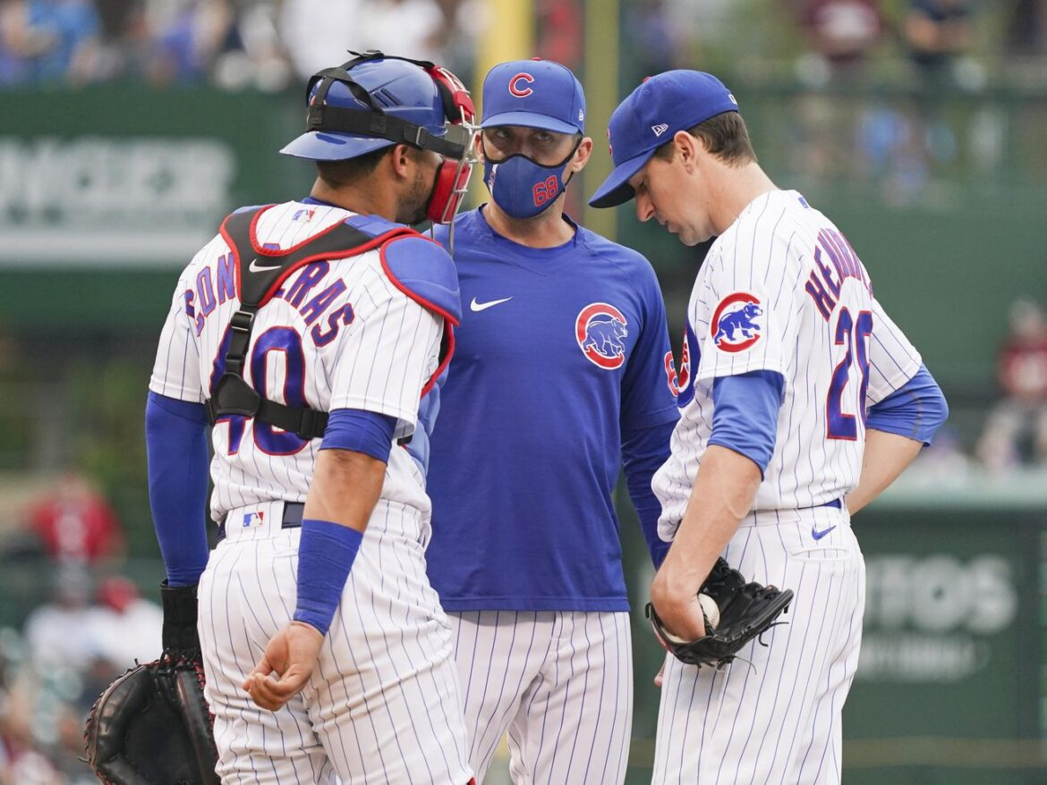 If the Cubs want a quick rebuild, starting pitching must be top priority