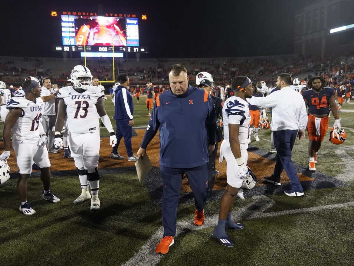 Illinois and Virginia hope early start time pays off