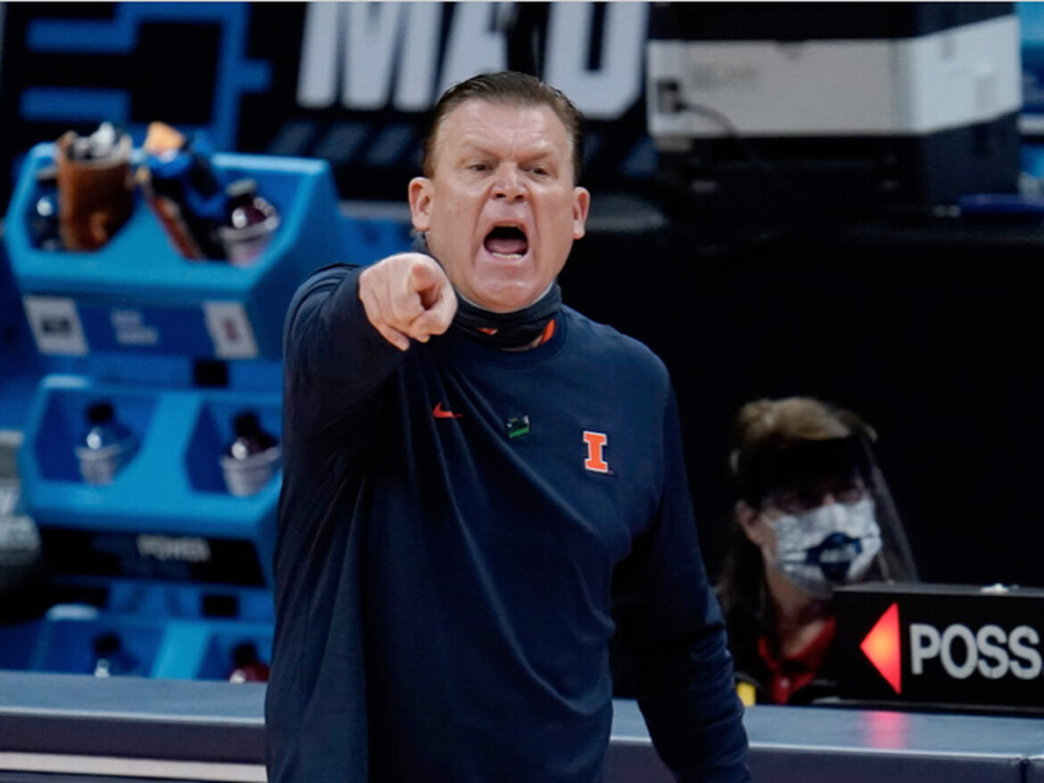 Illinois basketball head coach Brad Underwood to get contract extension