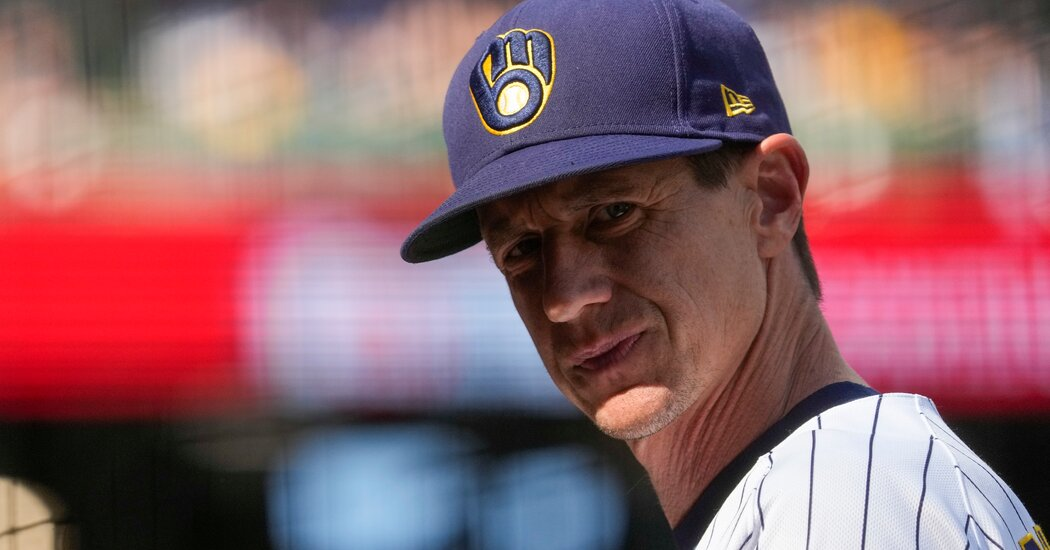 Is Craig Counsell the Best Manager in Baseball?