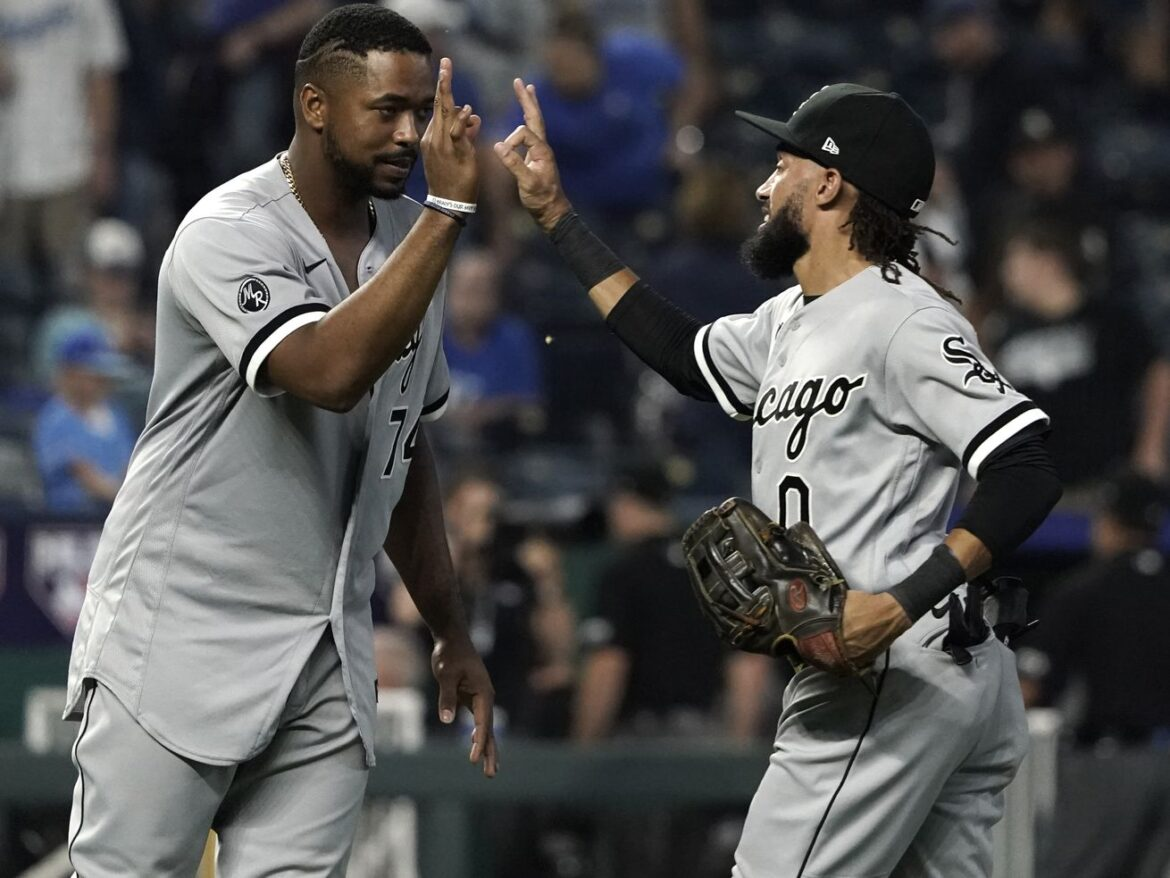 It's kind of freaky how runaway White Sox have yet to get streaky
