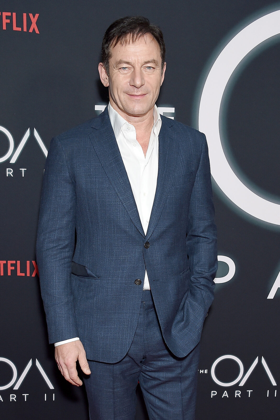 Jason Isaacs on joining 'Sex Education' and 'Mass'
