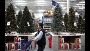 Sprucing up for Santa will be more expensive this holiday season