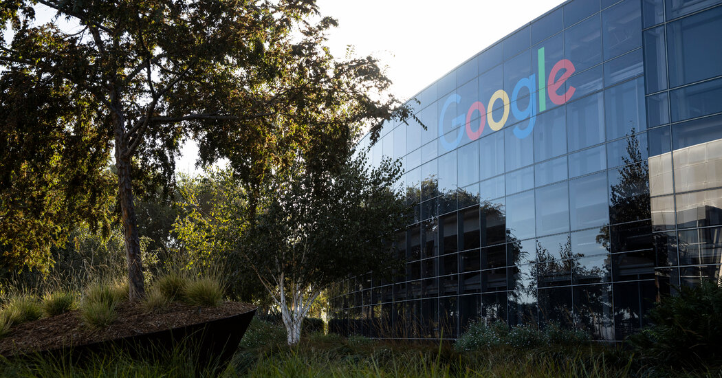 Justice Dept. Is Said to Accelerate Google Advertising Inquiry
