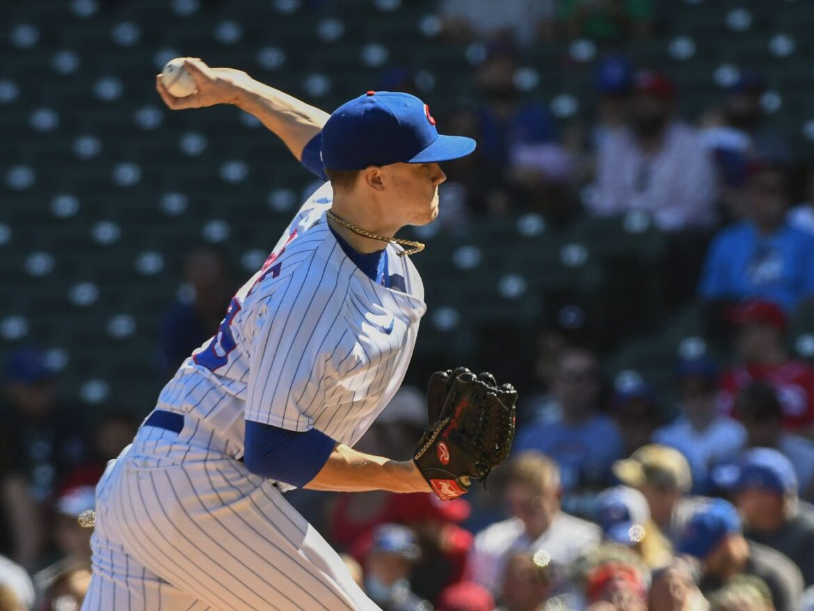 Justin Steele continues to take steps forward in Cubs' win over the Reds