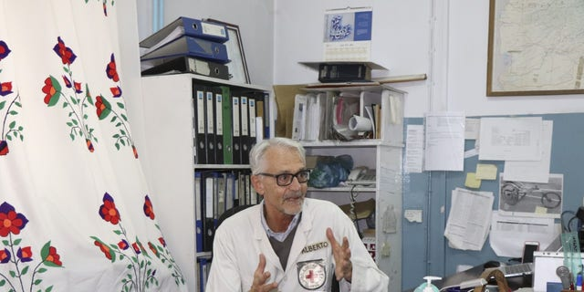 Kabul Red Cross aiding victims of war is determined to remain open: 'Please do not forget Afghanistan'