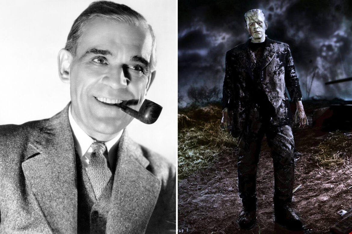 Classic horror superstar Boris Karloff is subject of new 'Man Behind the Monster' doc