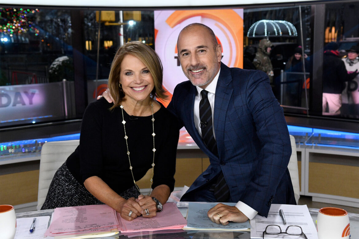 Katie Couric 'heard the whispers' about Matt Lauer, tales from women he 'damaged'