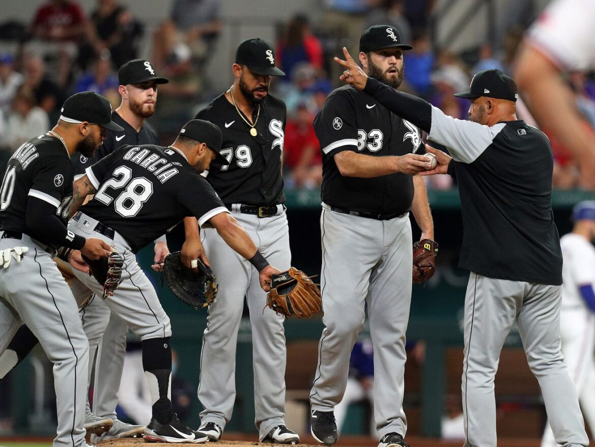 Lance Lynn has given White Sox all they have wanted
