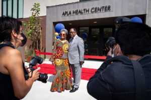 LA Councilman Mark Ridley-Thomas and his wife, Avis, honored for 30 years of service