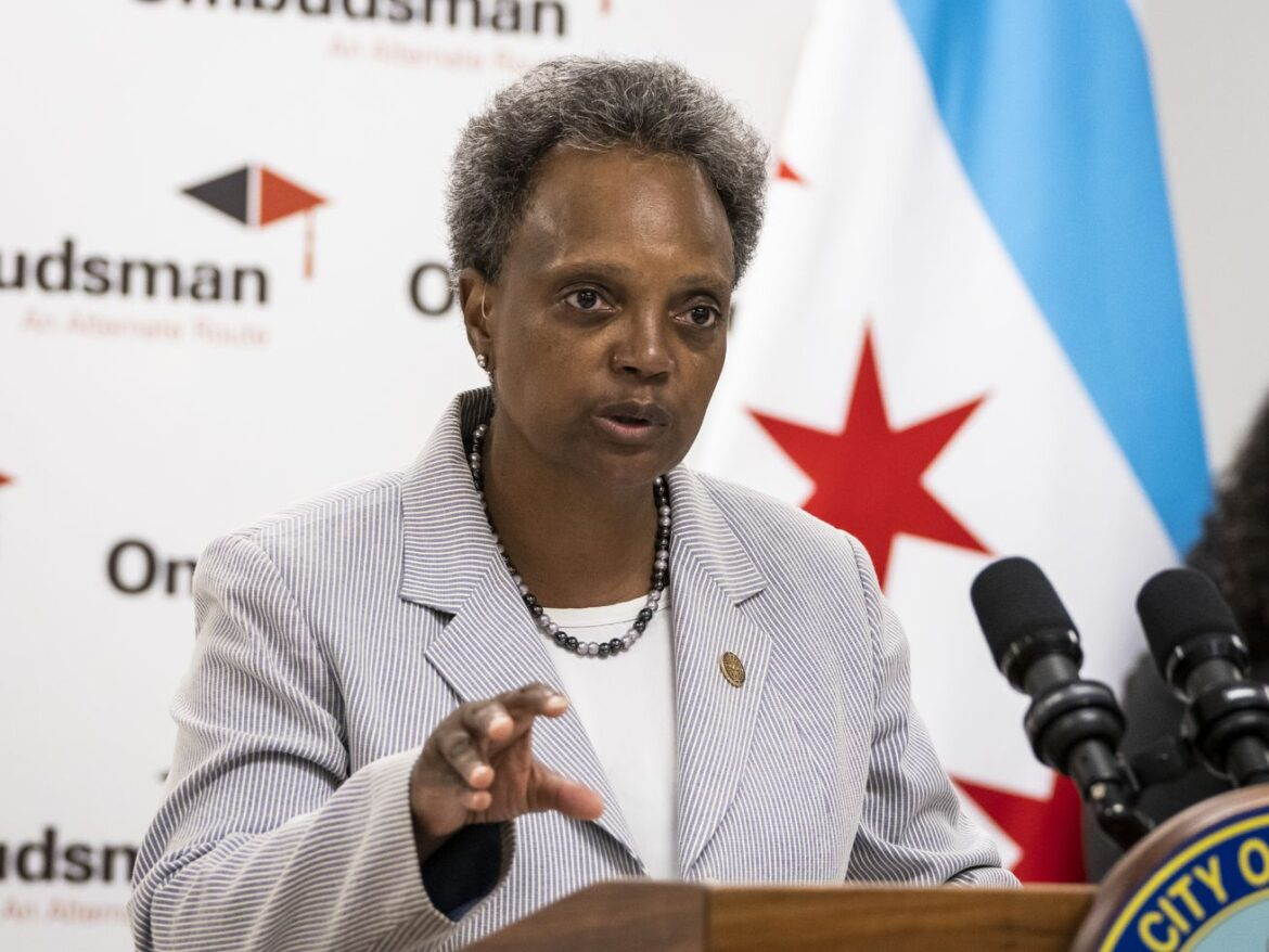 Lightfoot plans to increase Chicago's property tax levy by $76.5M in 2022, aldermen told