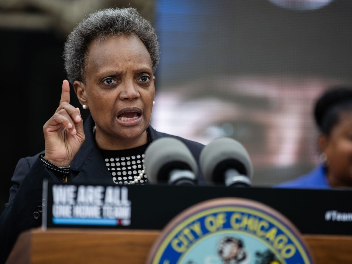 Lightfoot says city will sue gang members to 'take their assets'