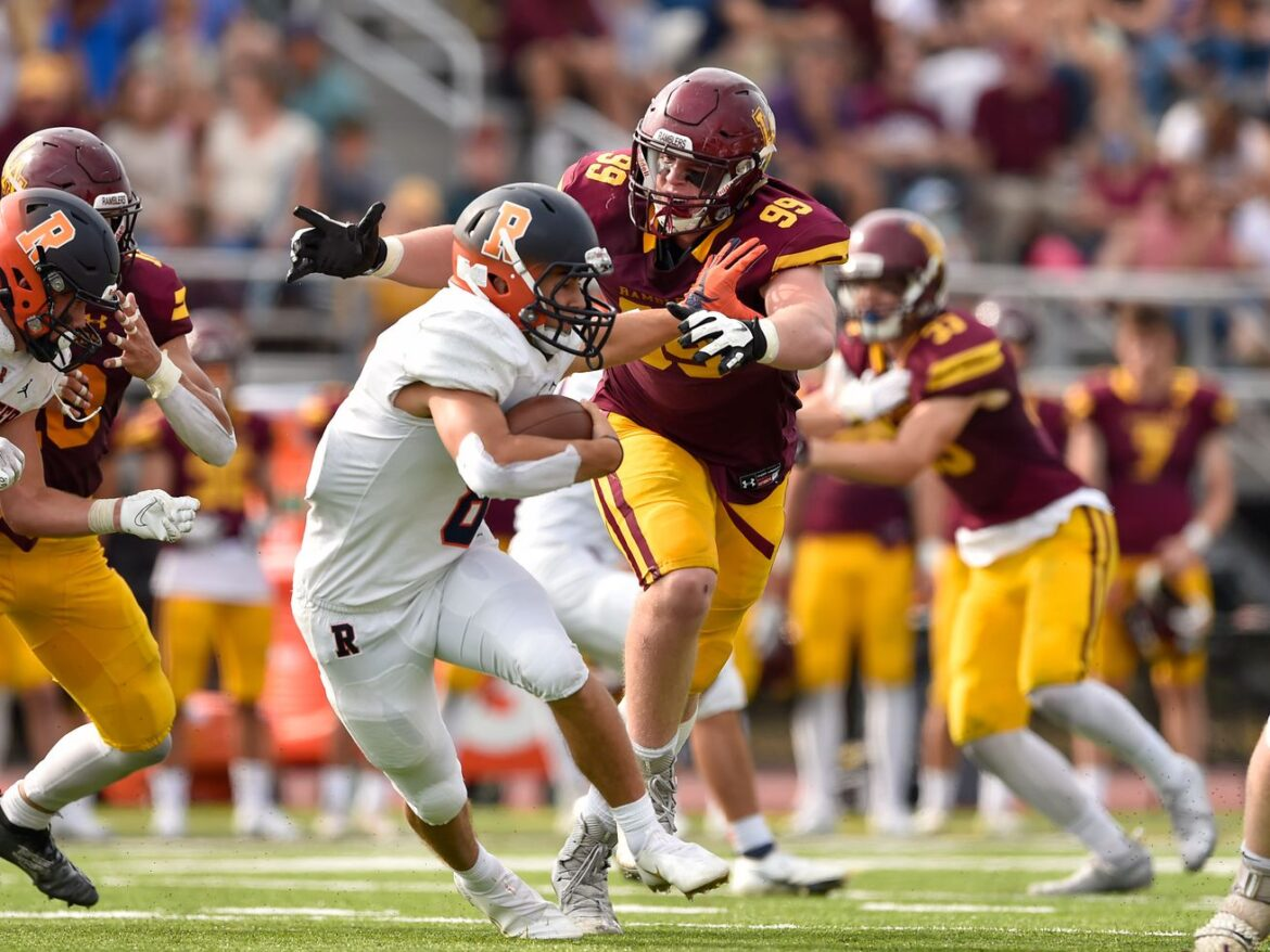 Loyola overwhelms Rochester, wins clash of state powerhouses