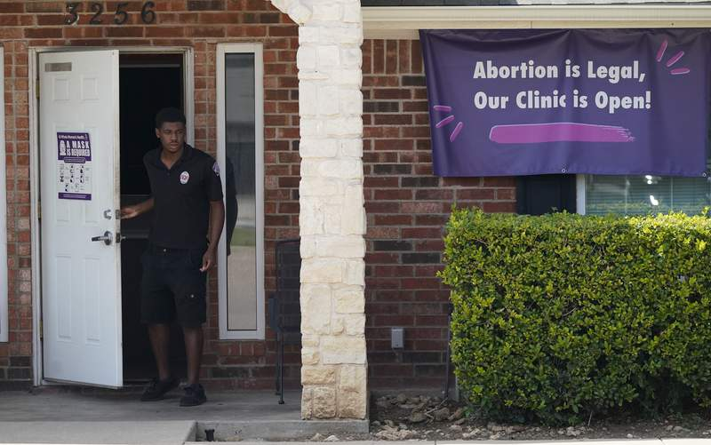 Some abortion foes question tactical wisdom of new Texas ban