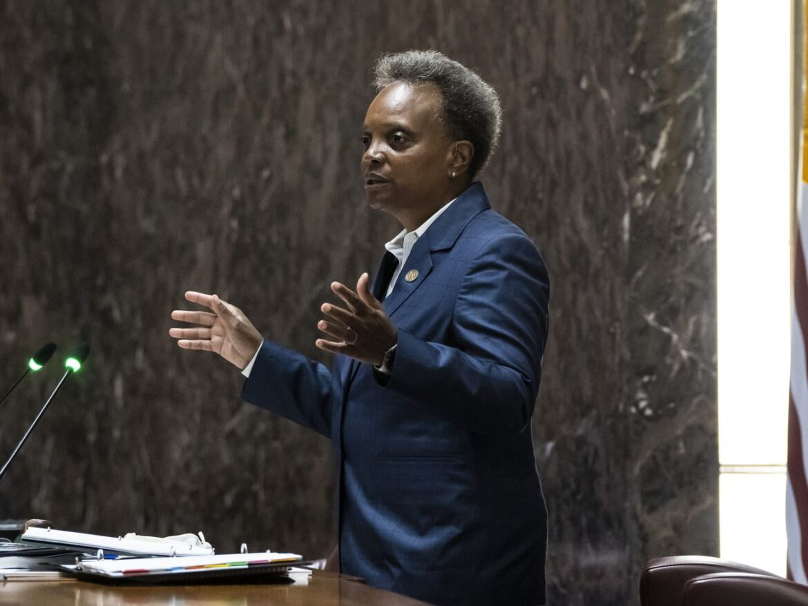 Mayor Lightfoot proposes a budget for people living through hard times