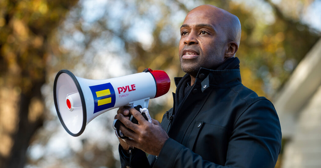 Alphonso David Fired as Human Rights Campaign President Over Cuomo Ties