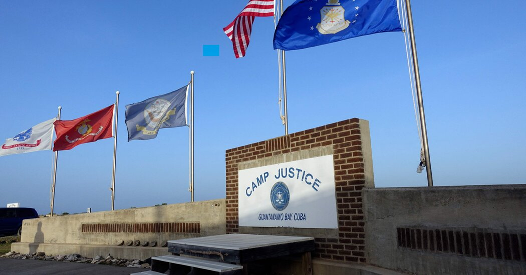 Pandemic-Related Sickness at Guantánamo Forces Cancellation of Sept. 11 Hearing