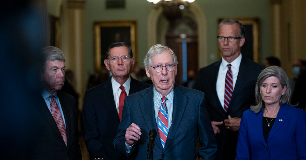 Democrats Propose Bill to Raise Debt Ceiling, Setting Up Clash With Republicans