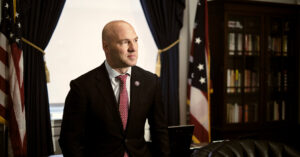 Anthony Gonzalez, a Republican Who Voted to Impeach Trump, Won't Run in 2022