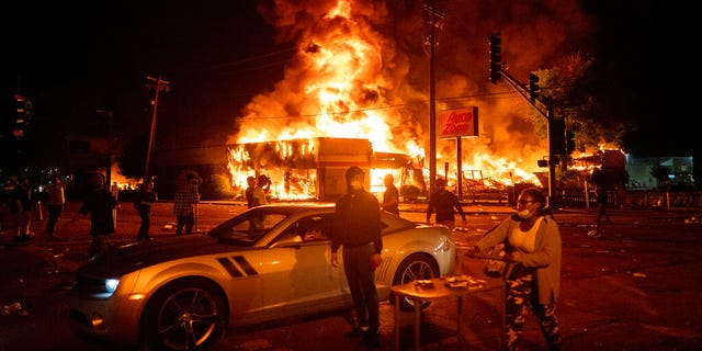Milley described George Floyd riots as 'penny packet protests,' book claims