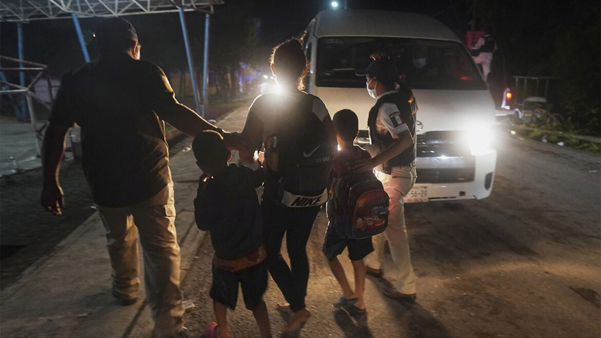 More migrants being returned to Mexico after Supreme Court order reinstates Trump-era policy