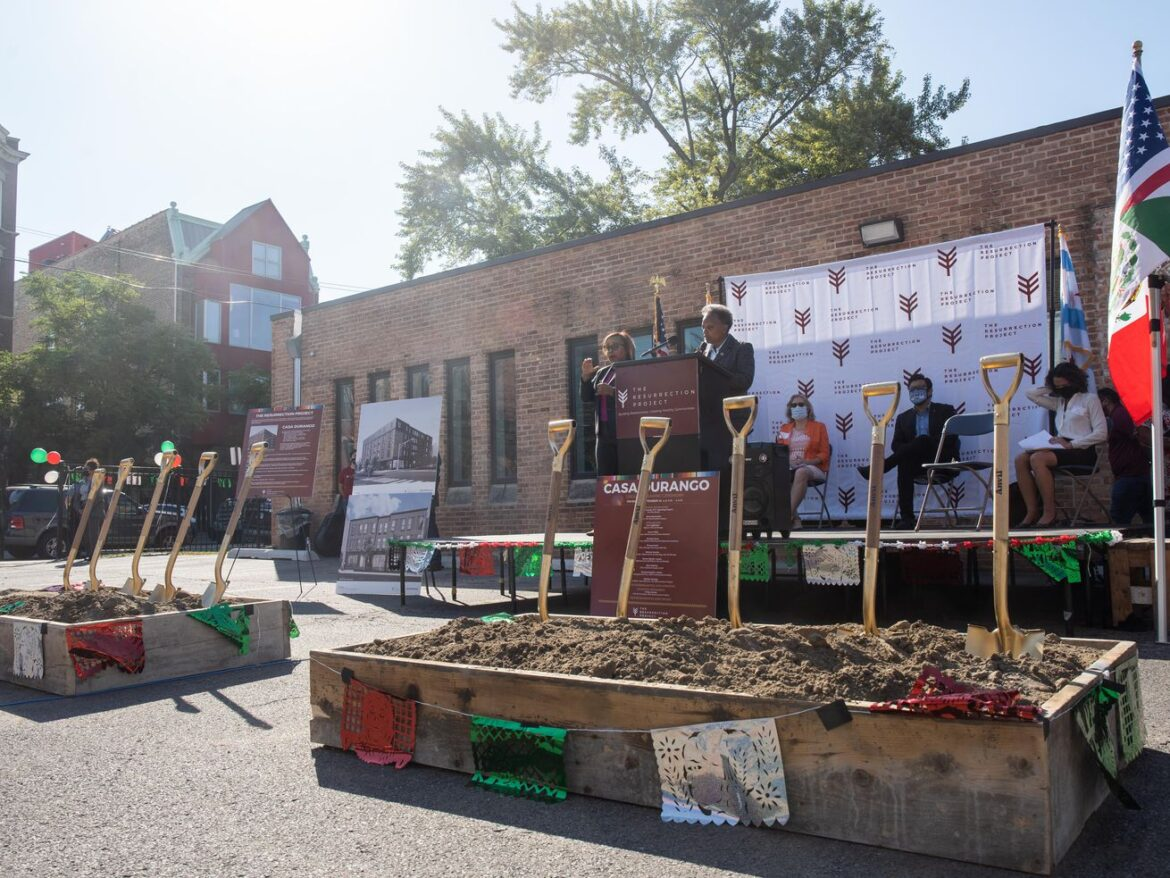 'No family left behind' — Pilsen's latest affordable housing project takes stand against gentrification