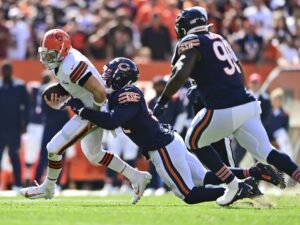 No offense, but Bears defense can only do so much