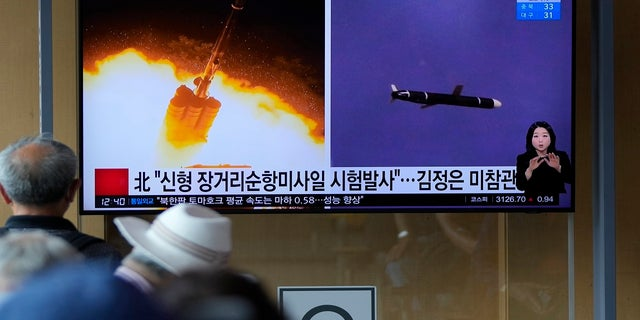 North Korea fires 2 ballistic missiles; Japan's Suga rips test as 'absolutely outrageous'