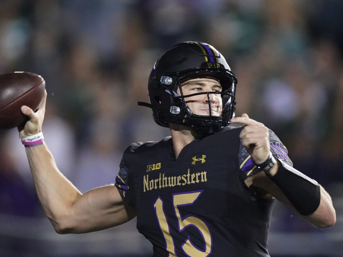 Northwestern hopes to rebound after season-opening loss