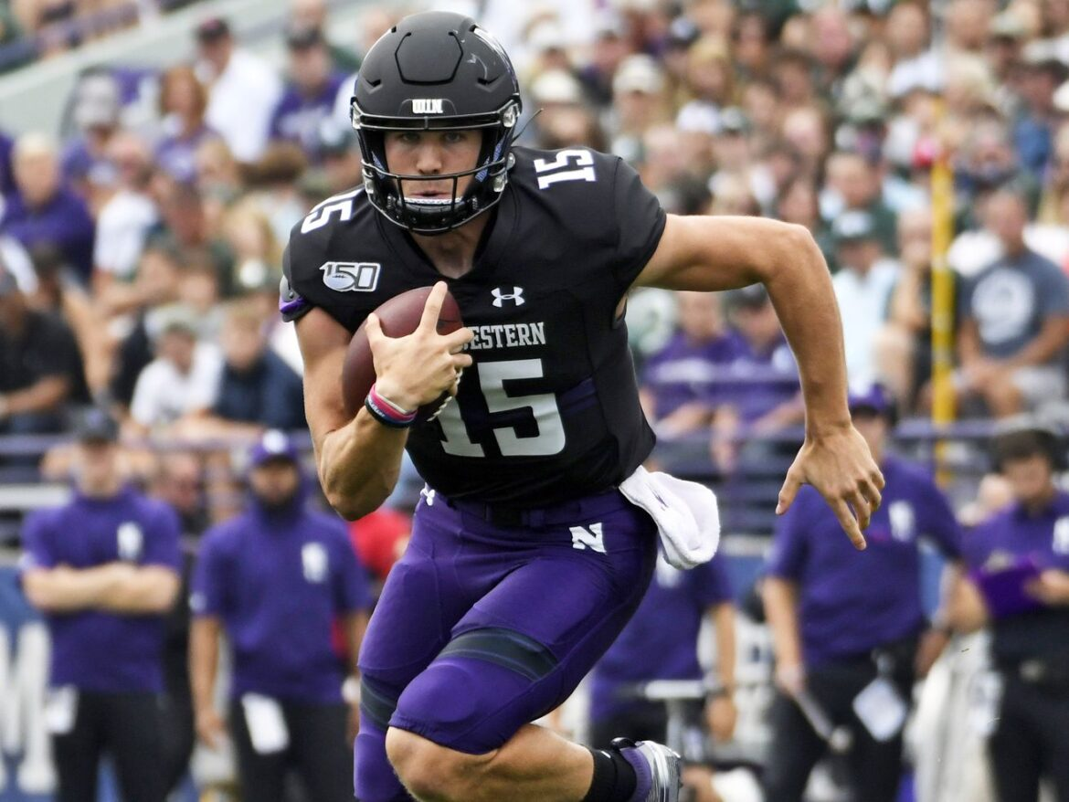 Northwestern looking for revenge against Michigan State