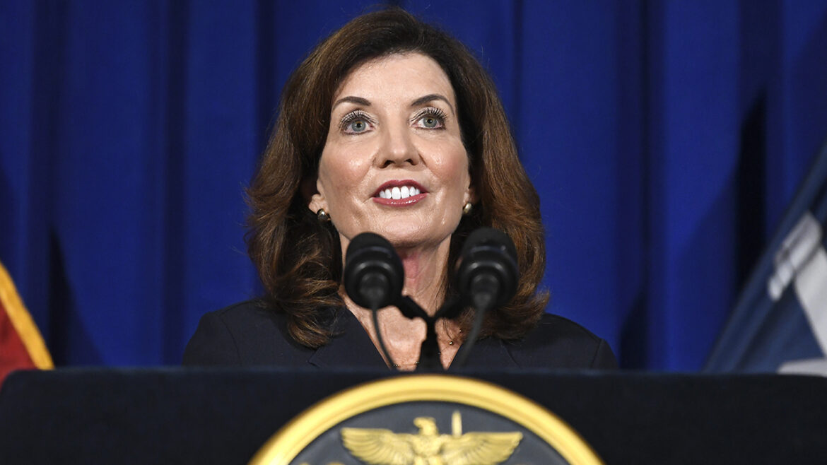 NY Gov. Hochul says vaccines are 'from God,' sends out her own 'apostles' to push jabs