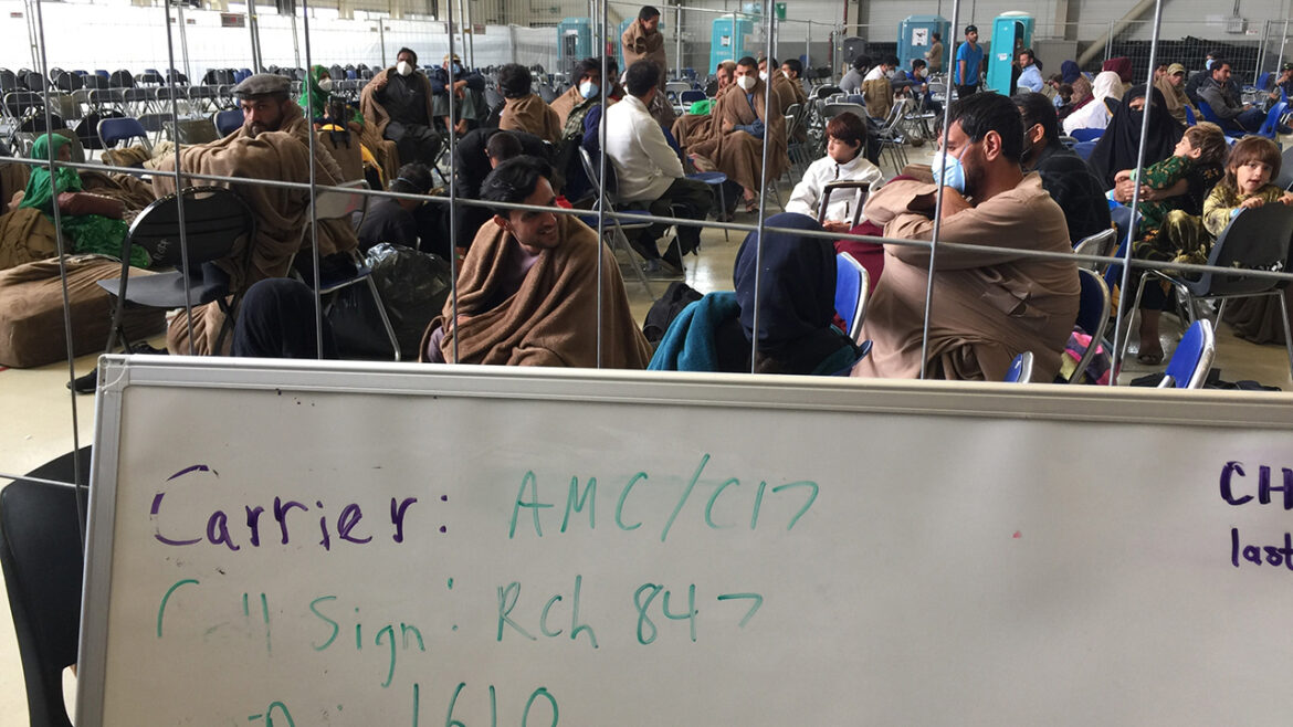 One hundred Afghan evacuees flagged for possible terror ties: report