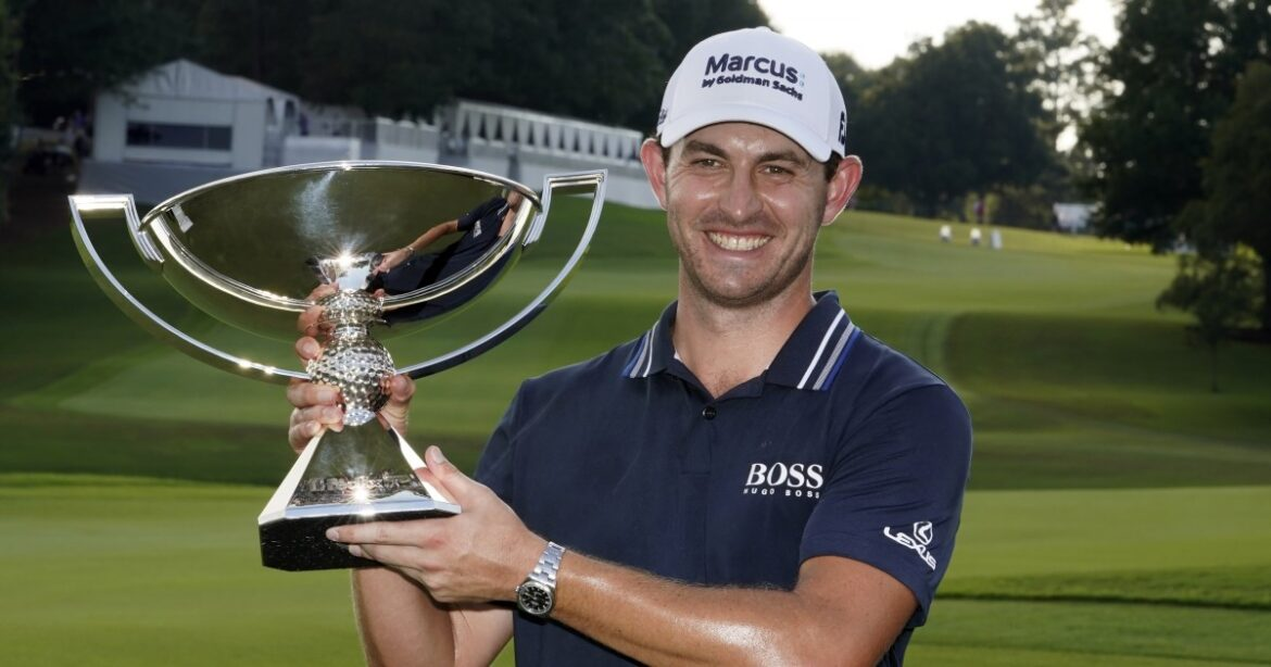 Patrick Cantlay delivers another clutch moment to win Tour Championship