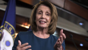 Pelosi slams GOP as a 'cult' while travelling abroad in United Kingdom